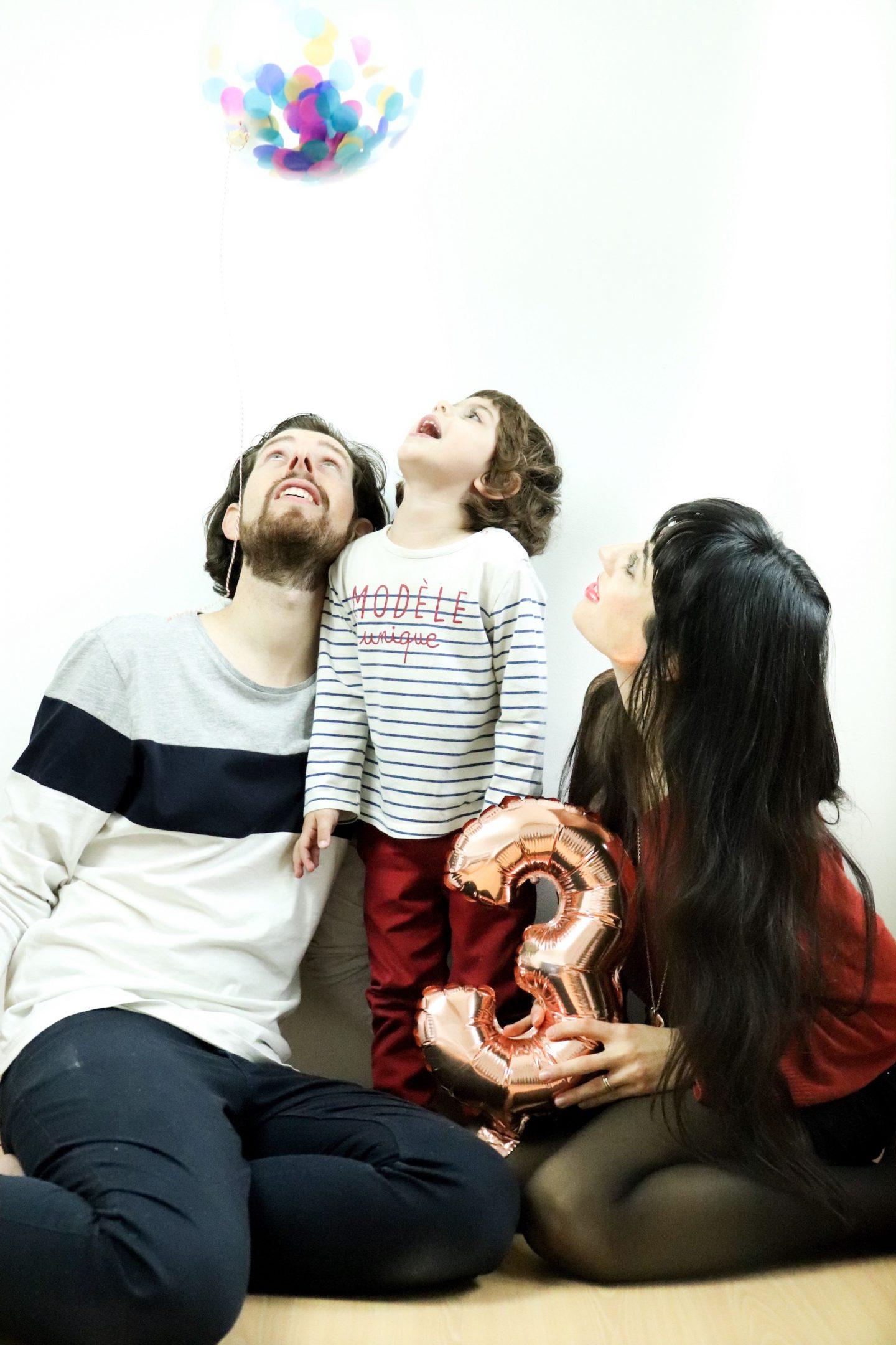 organiser un anniversaire enfant