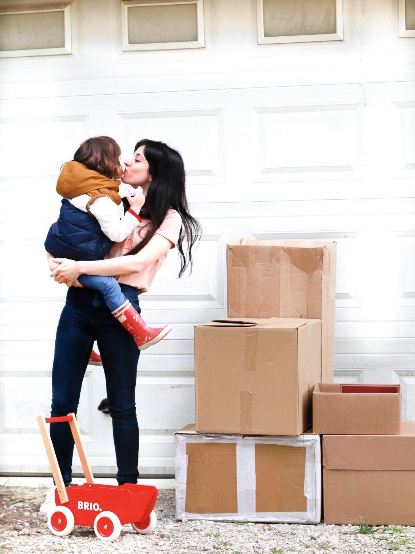 organiser son déménagement